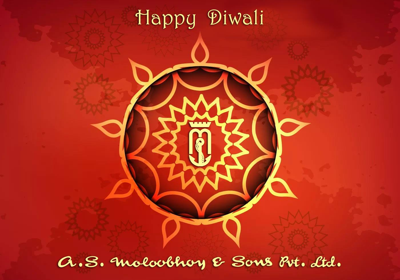 Happy Diwali from all of us @ Moloobhoys